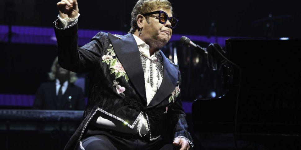 Russia Censors Elton John Movi...