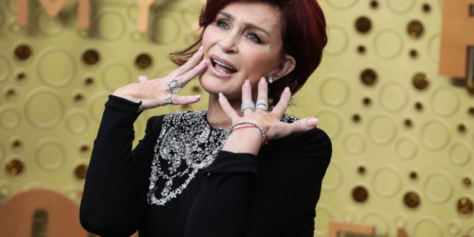 Sharon Osbourne WILL NEVER wor...