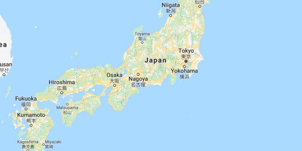 Two Irish Men Arrested In Japa...