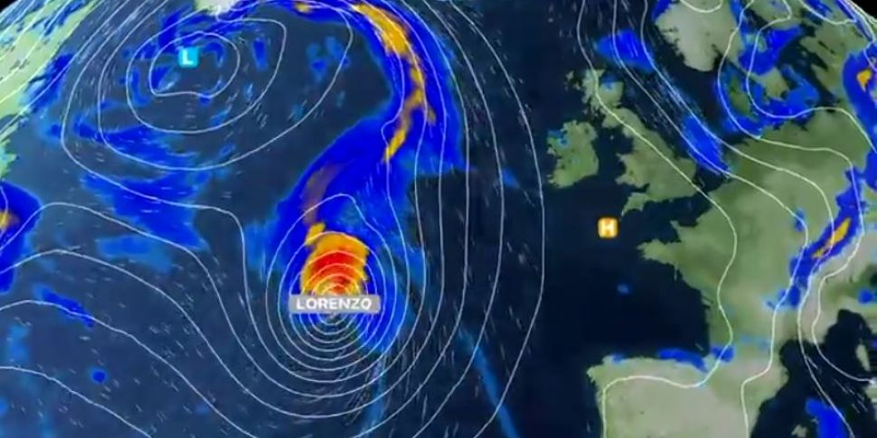 Hurricane Lorenzo Weather Warn...