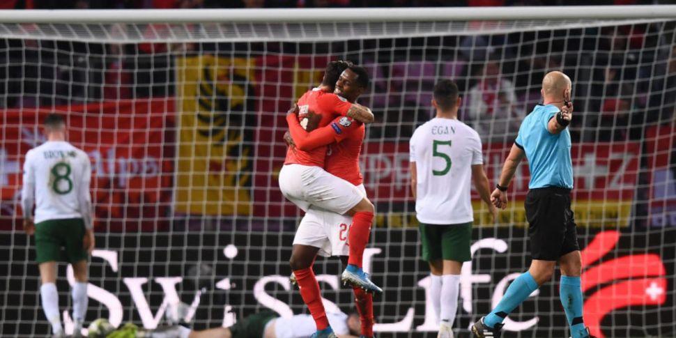 Stevens: Ireland didn't practi...