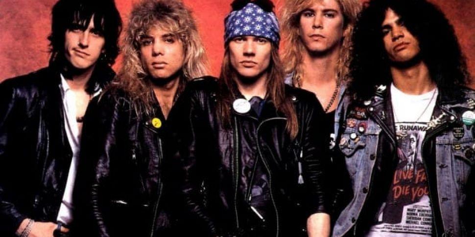 The Smithsonian: Guns N' Roses
