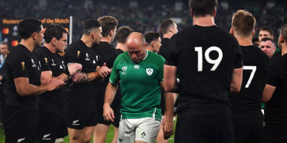 Tony Ward On Ireland's Exit Fr...
