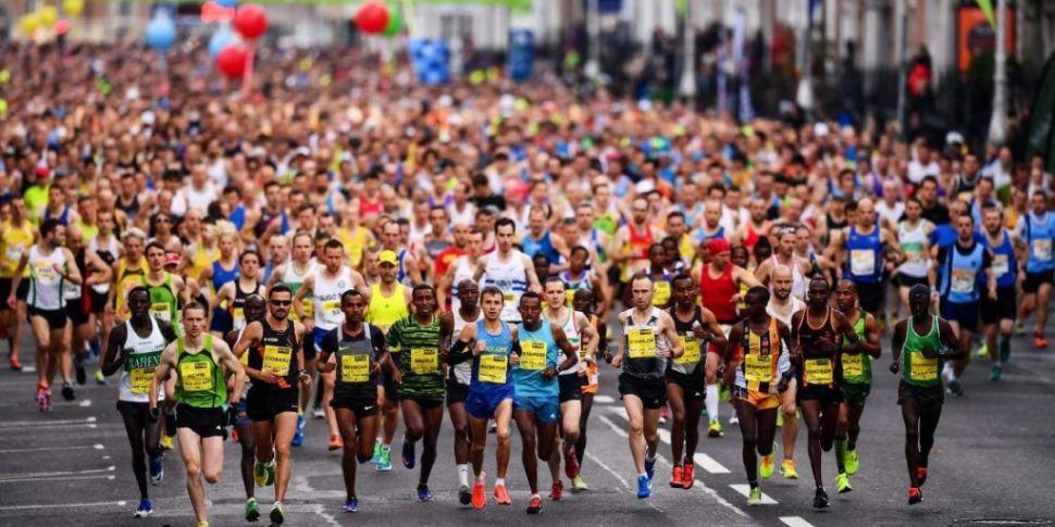 2020 Dublin Marathon To Decide...