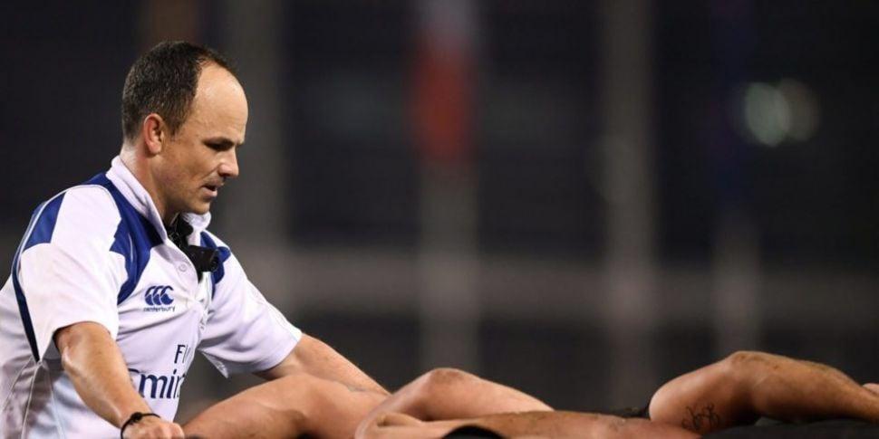 World Rugby investigates refer...