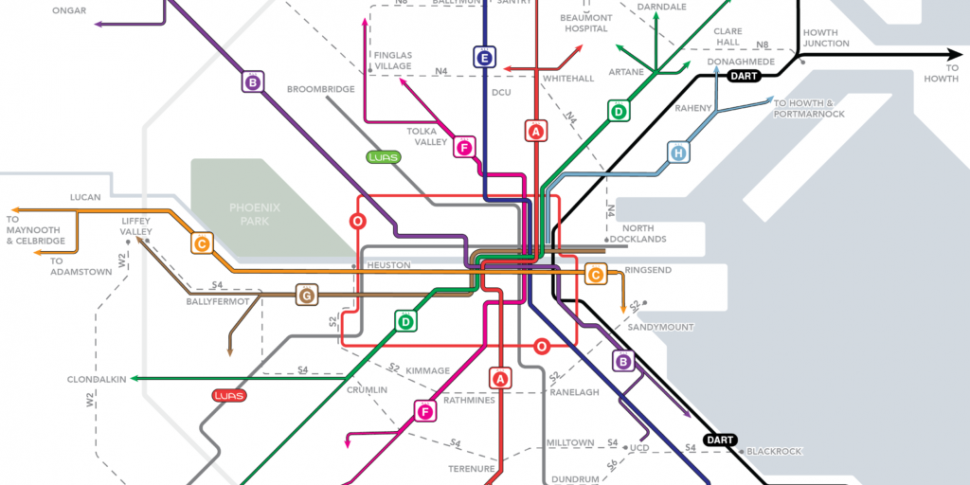 Redesigned BusConnects Plan To...