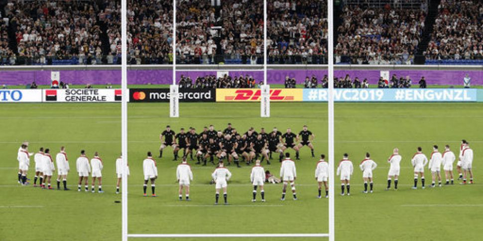 England fined for All Blacks h...