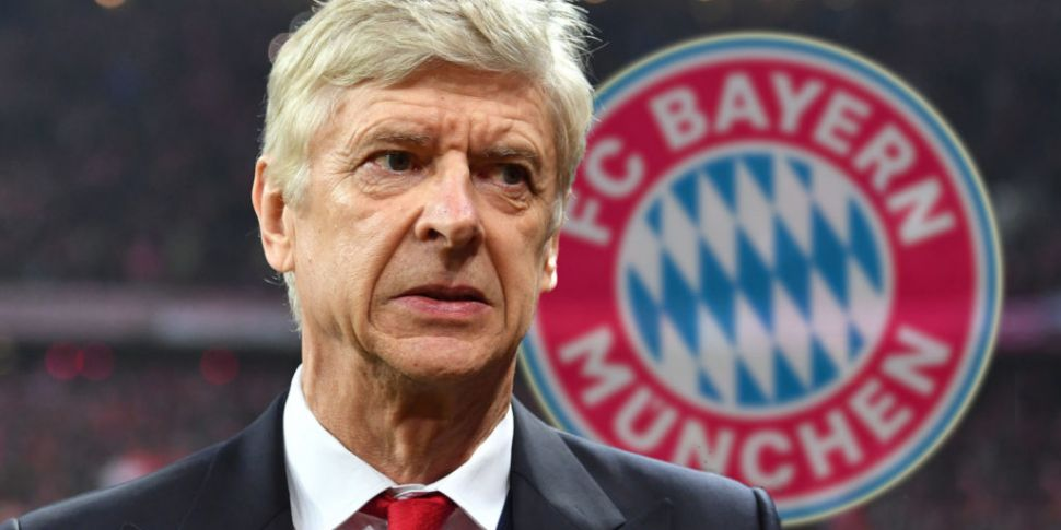 Bayern Munich pass on Arsene W...