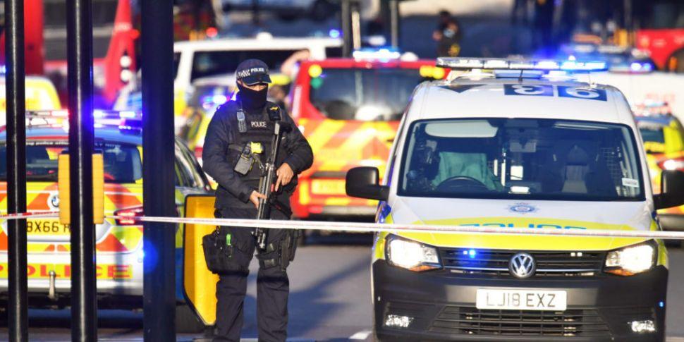 London Bridge Attacker Was Con...