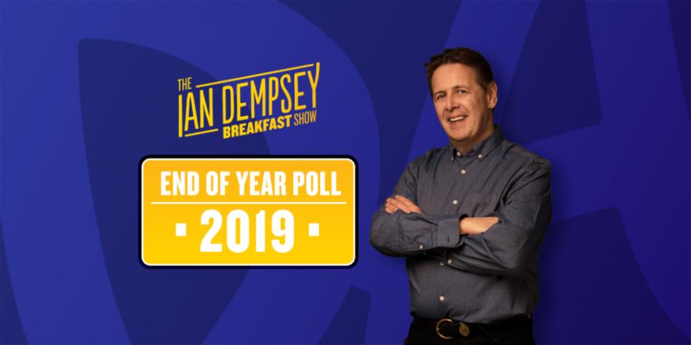 WIN With The Ian Dempsey Break...