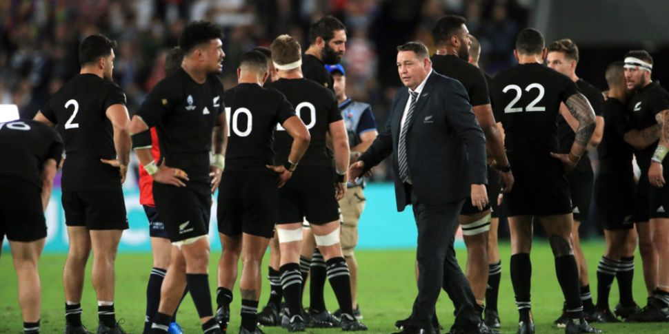 Former All Blacks boss Steve H...