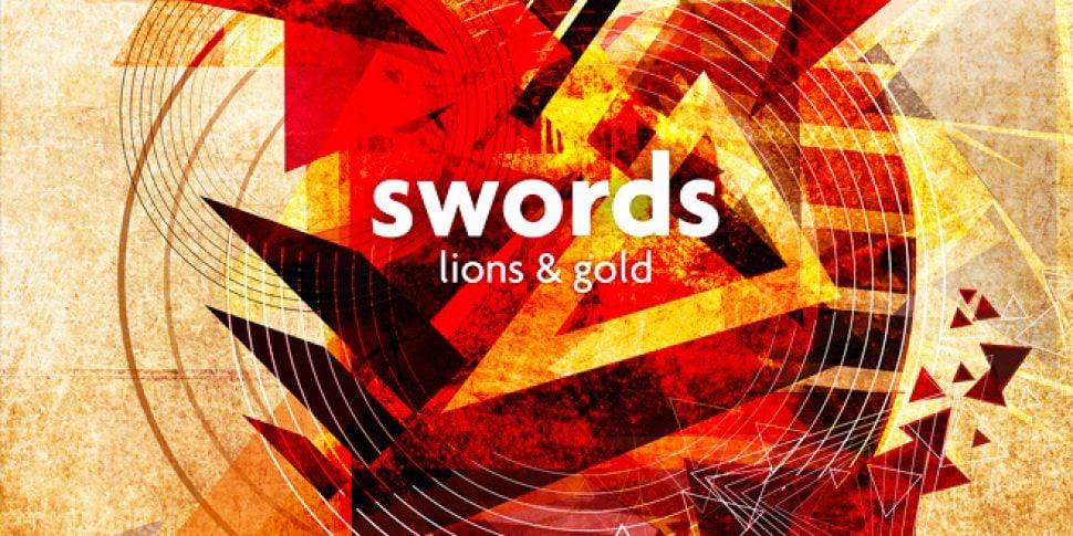 Swords - Lions & Gold.