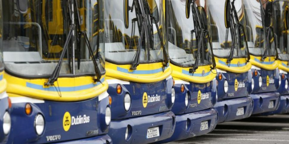 AUDIO: Dublin Bus talks underw...