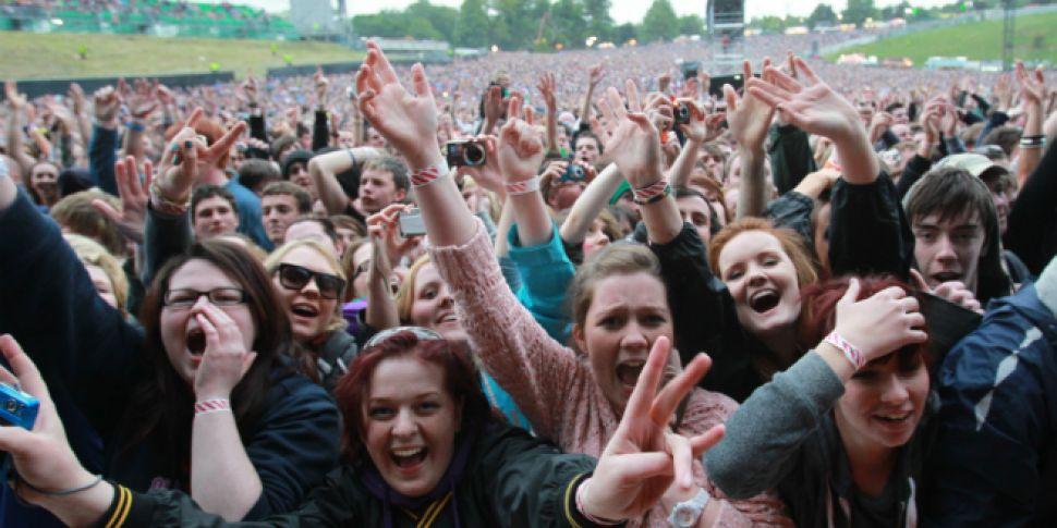 e68b78eba 70,000 Foo fans flock to Slane   TodayFM