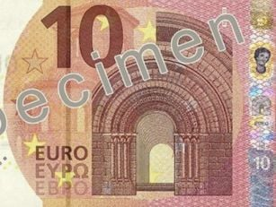 New €10 banknote revealed