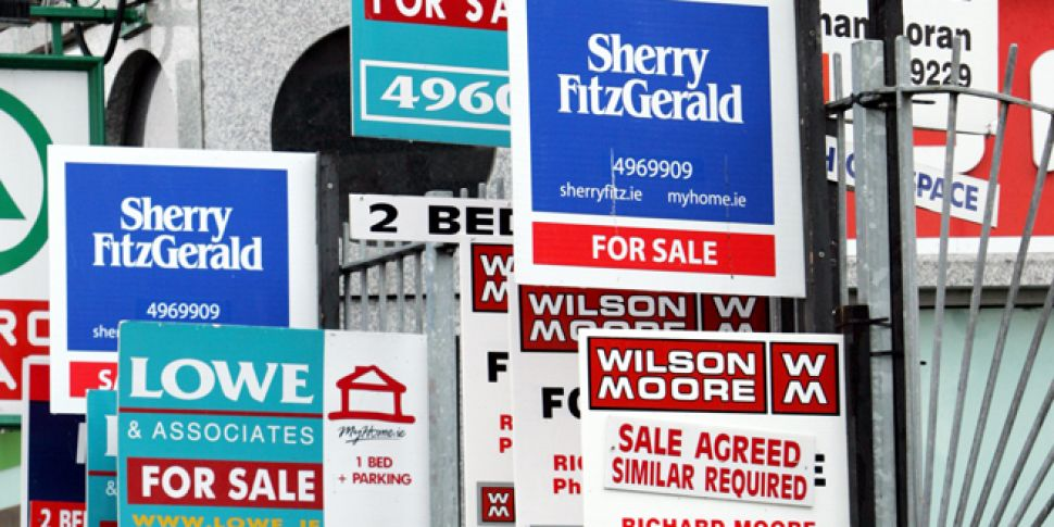 House Prices Increased By €1,0...