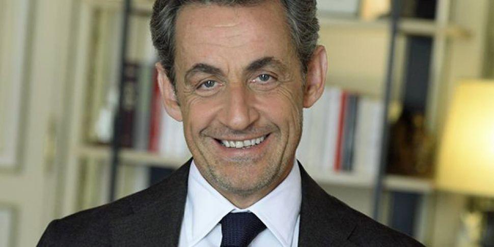 Former French President Nicola...