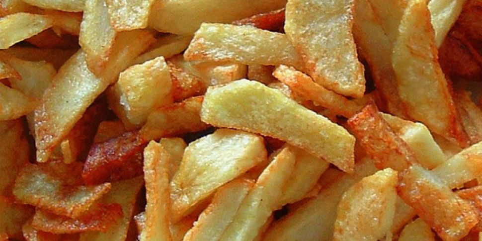 6 Chips Is The Ideal Portion