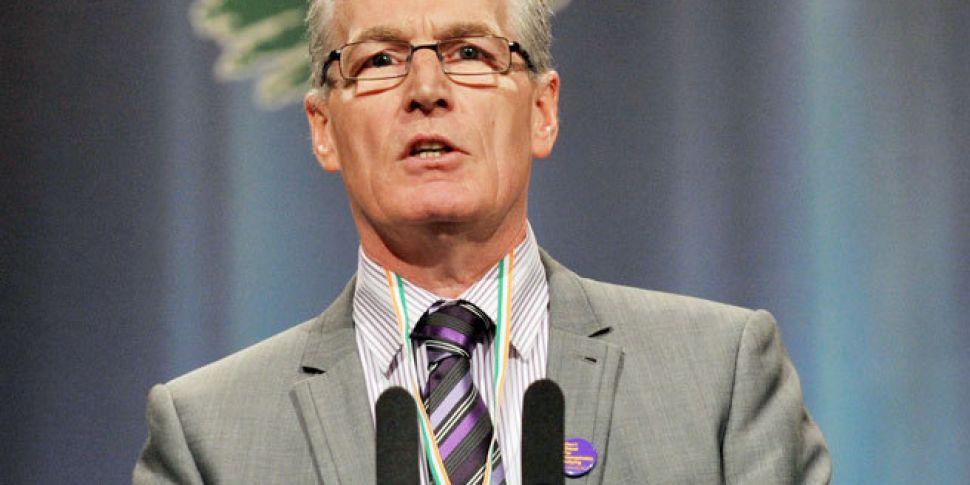 Sinn Fein Policing Spokesman S...