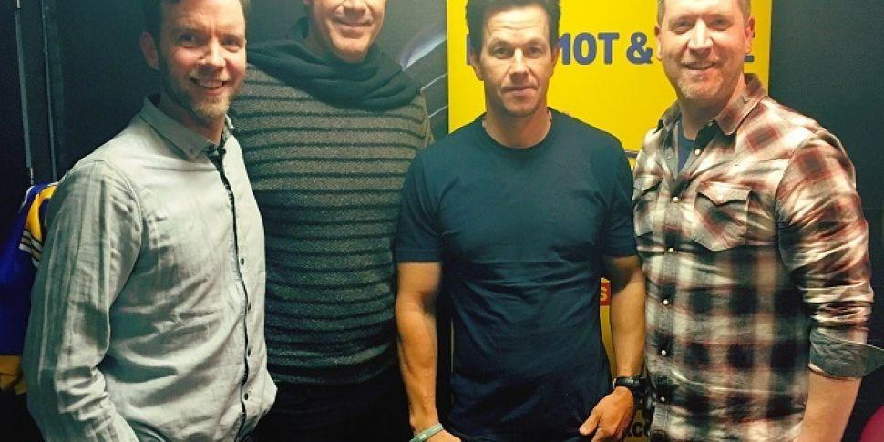Will Ferrell & Mark Wahlberg O...