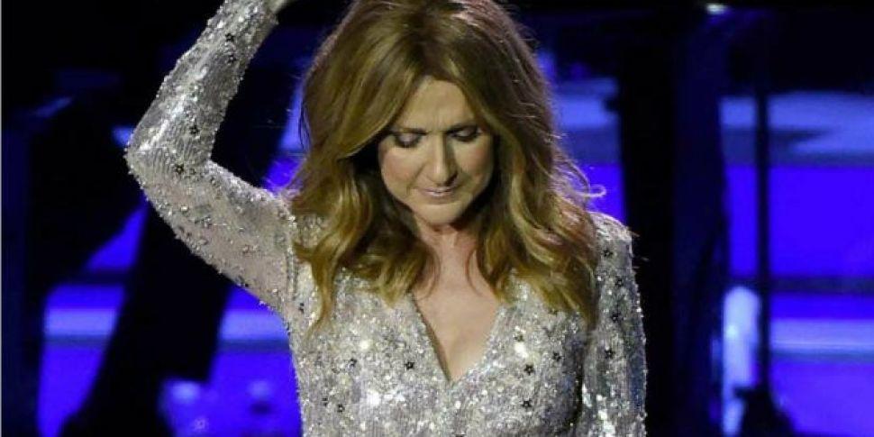 Celine Dion Thanks Fans