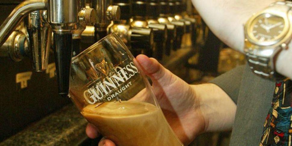 Dáil Bar drinks receipts top €...