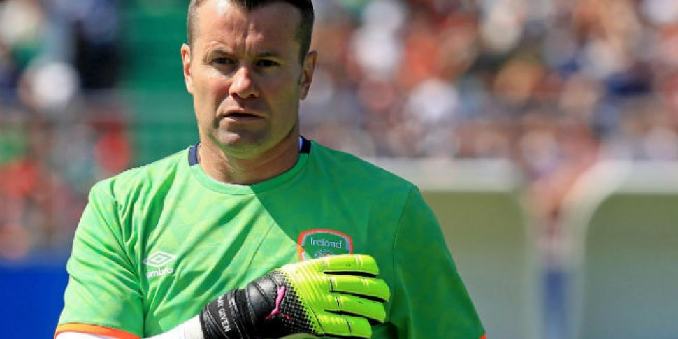 Shay Given Named Donegal Perso...