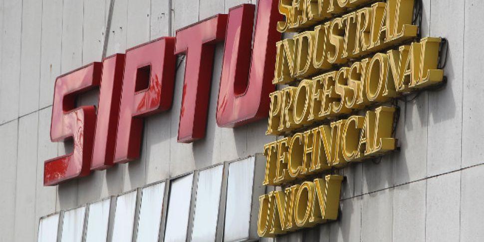 SIPTU Shocked At Jobs Losses A...