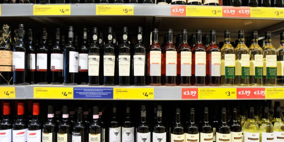 Alcohol Bill Could Be In Breac...