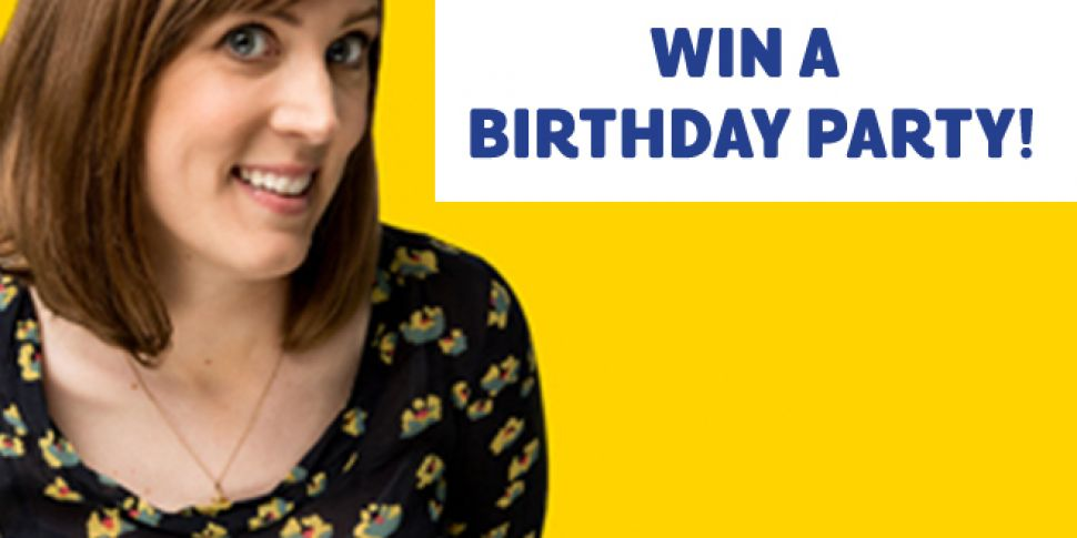 Win a Birthday Party for your wee one with Saturday