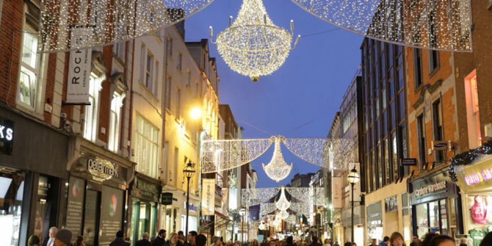 Date Confirmed For Dublin S Christmas Lights