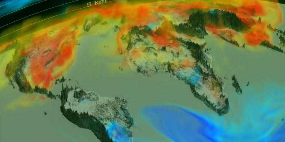 Ireland's Greenhouse Emiss...