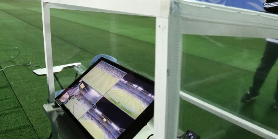 Video referees could be in pla...