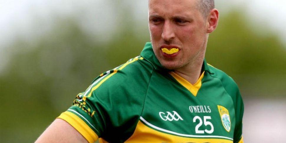 Donaghy Called Up To Irish Bas...