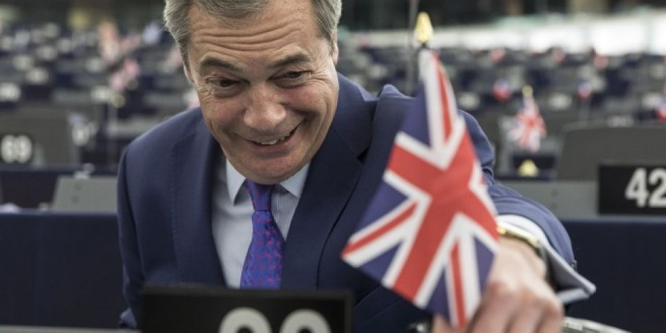 Nigel Farage To Leave UKIP