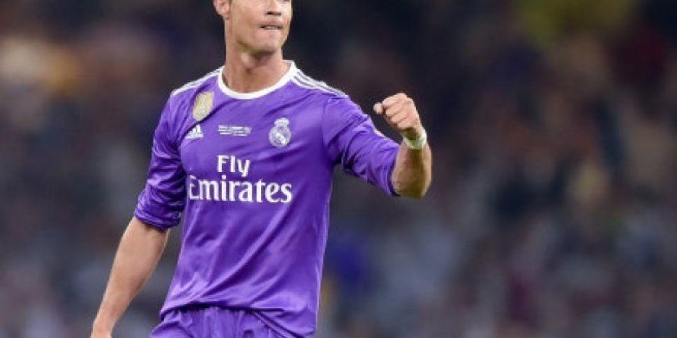 Ronaldo Is Number 1 On Instagr...