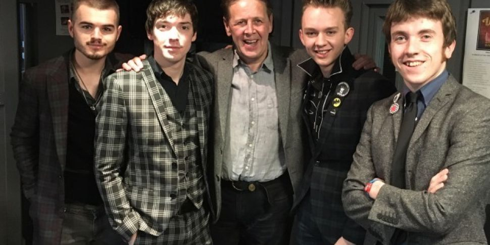 The Strypes Are Breaking Up