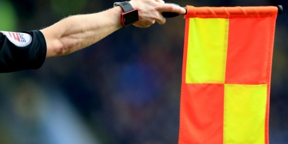 Referee Injured After Alleged...