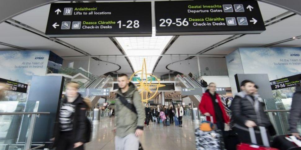 Third Dublin Airport Terminal...