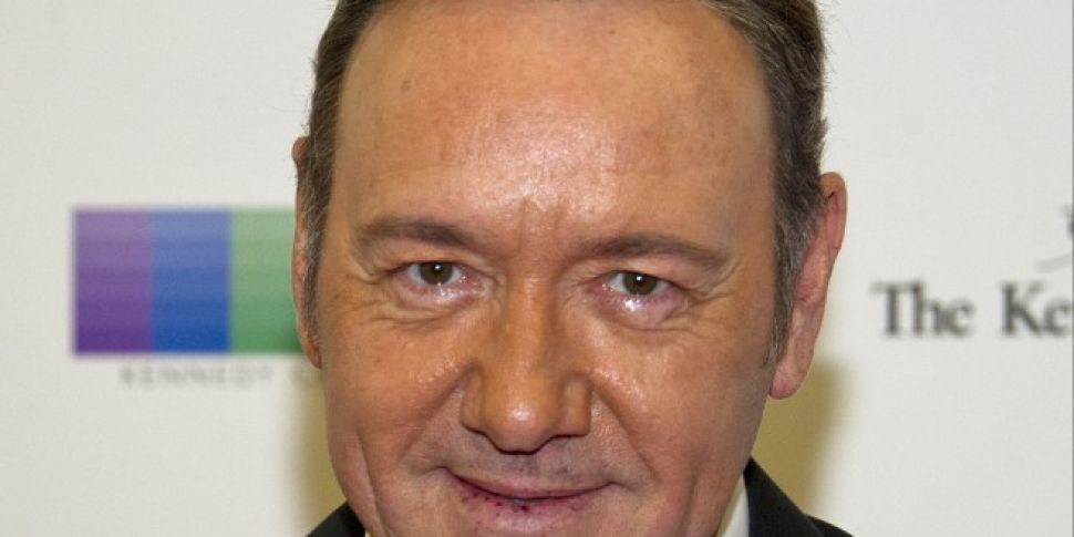 Man who accused Kevin Spacey o...