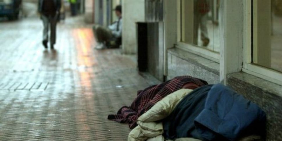 106 People Slept Rough On Dubl...