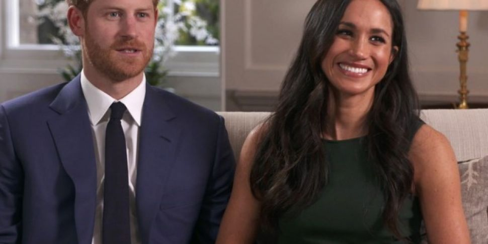 Harry And Meghan To Visit Irel...