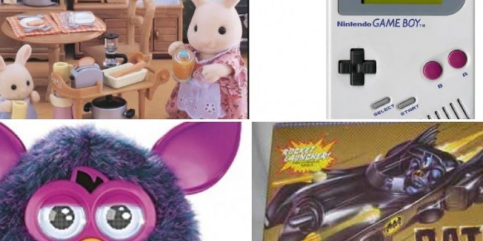 Hands Up Who Remembers These Amazing Christmas Toys From