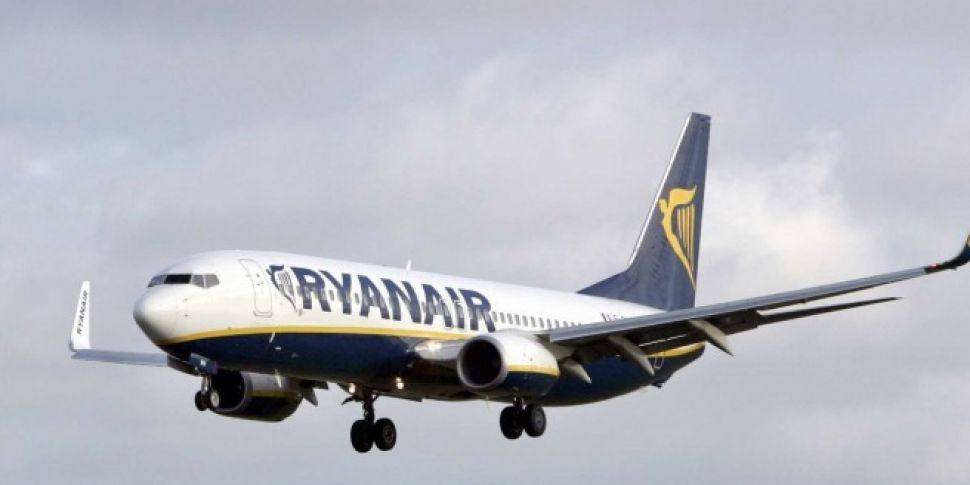 Ryanair To Cancel 16 Irish Fli...