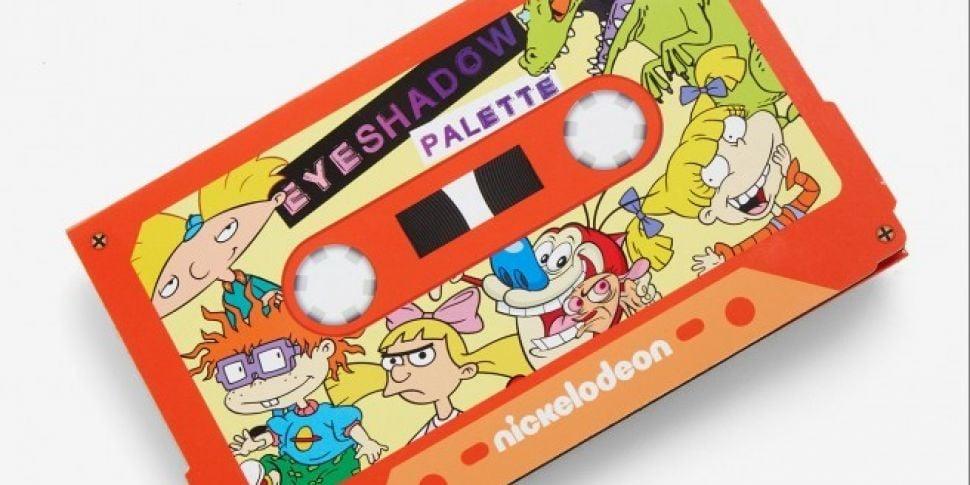 Retro Nickelodeon Eyeshadow Pa...