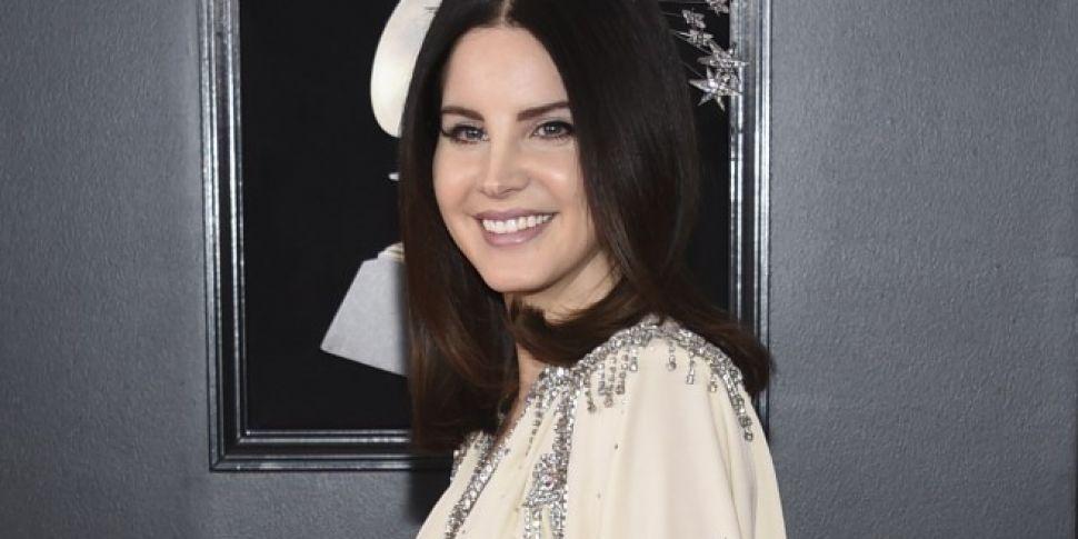 Man Arrested Over Lana Del Rey...