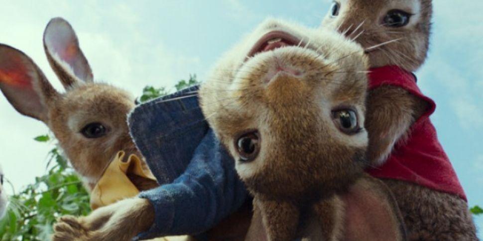 New Peter Rabbit Film Facing O...