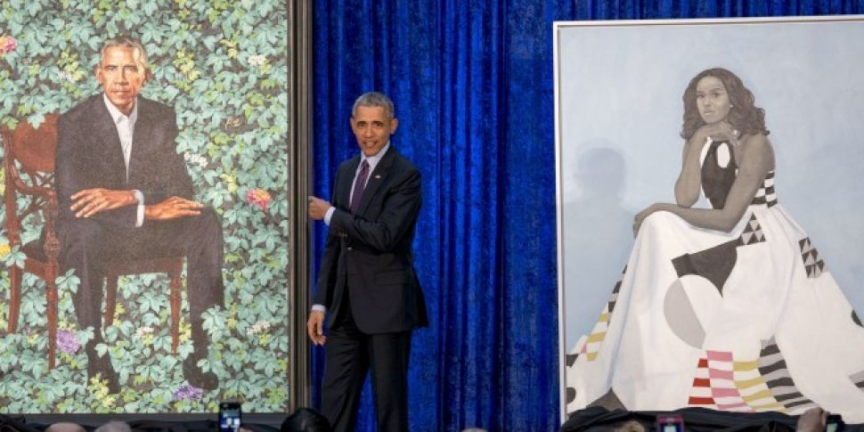 Obama Portraits Are Not What Y...