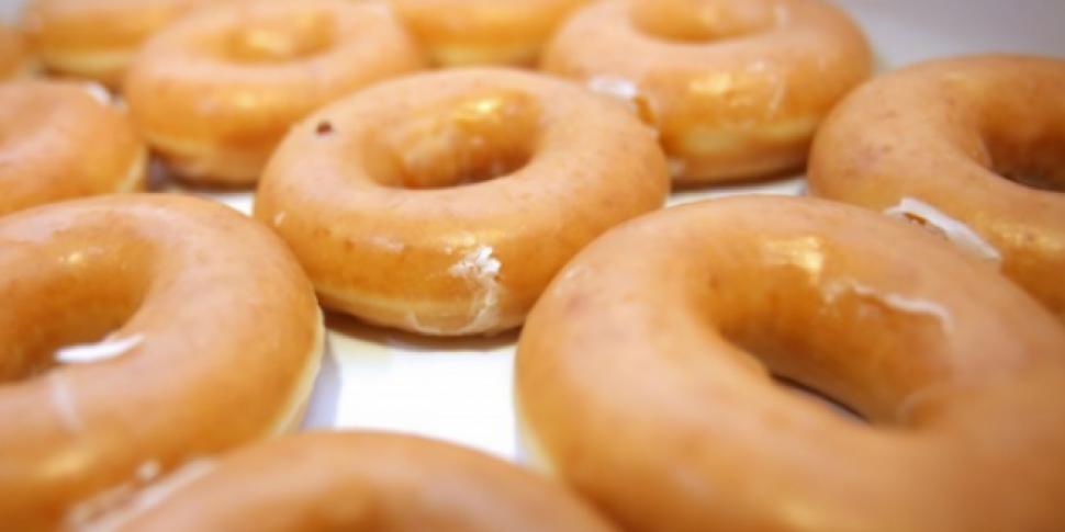 Krispy Kreme Asks Customers To...