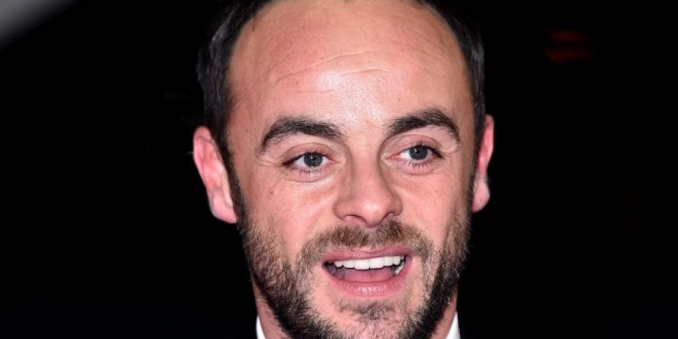 Ant McPartlin Charged With Dri...